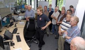 Rettungszentrum bleibt Besucherattraktion