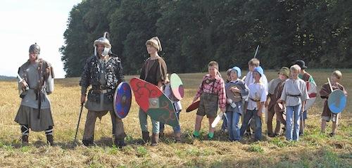 Photo of Luisenhütte: 52 Kinder erlebten vier Tage Mittelalter