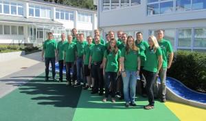Elf neue Auszubildende für Berleburger Schaumstoffwerk