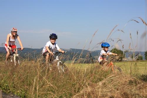 Die Bike Arena Sauerland bietet jungen Bikern in Willingen ein eigenes Streckennetz (Foto: Sauerland-Radwelt e. V.).