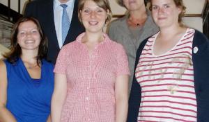 Kreis Olpe: Drei neue Lehrerinnen an Grundschulen