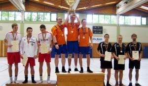 Flying Feet Haspe neuer deutscher Federfußballmeister