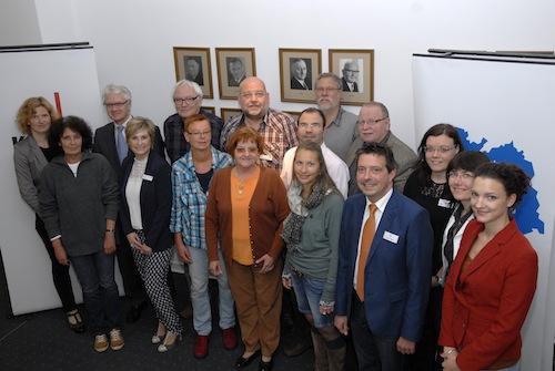 """Einen Schritt in Richtung Online-Ausrichtung machte nun die Arbeitsgruppe """"Aktiv im Ehrenamt"""", die eine Online-Ehrenamtsbörse auf den Weg bringen will (Foto: Judith Wedderwille/Kreis Soest)."""