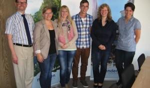 Stadt Menden: Ausbildungsabschluss der Nachwuchskräfte