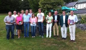 """""""Volksbank Bigge-Lenne-Open"""": Fast 100 Teilnehmer"""