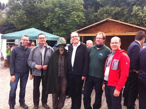 Photo of Fast 800 Besucher beim Hochsauerland Wanderfestival