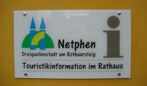 Netphen führt etwas im Schilde