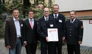 Integrationskonzept der Arnsberger Feuerwehr ausgezeichnet