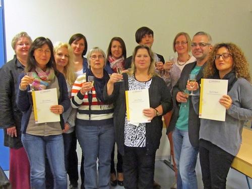 Photo of Zur Kindertagespflegeperson qualifiziert
