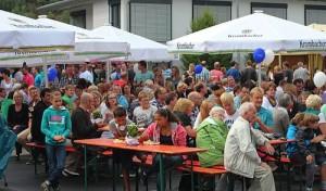 GEORG-Familienfest: 700 gut gelaunte Gäste