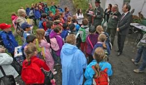 Waldjugendspiele: 3.317 Schüler machen mit