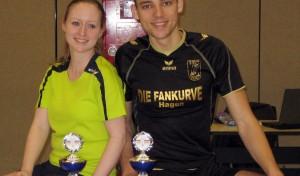 Totaler Triumph: Drei DM-Titel für den FFC Hagen