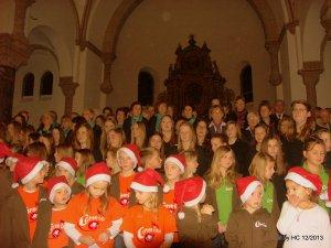Photo of Adventliches Chor- und Instrumentalkonzert in St. Blasius