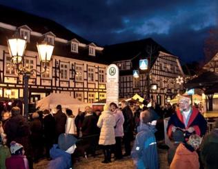 Weihnachtsmarkt - Bild: Nachtflug