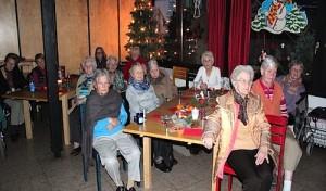 Besuch in Cafe Waldenbrug