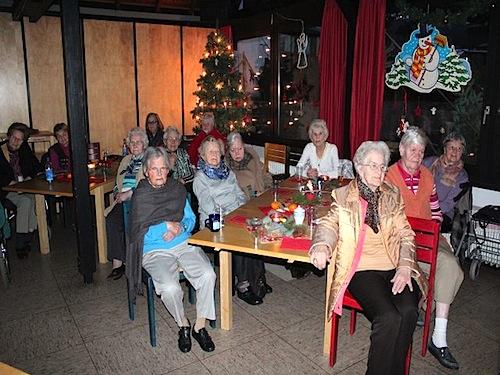 Photo of Besuch in Cafe Waldenbrug