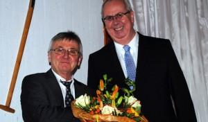 Verabschiedung: Hauptschule dankt Toni Franken