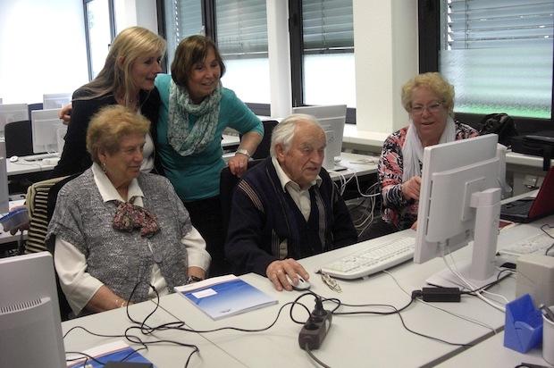 Photo of Handy- und Computerkurse für Anfänger