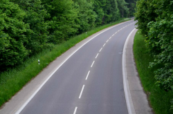 <b>Straßensperrung zum Schutz von Amphibien</b>