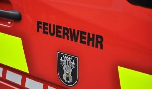 Marketing mit Kiersper Feuerwehrfrau