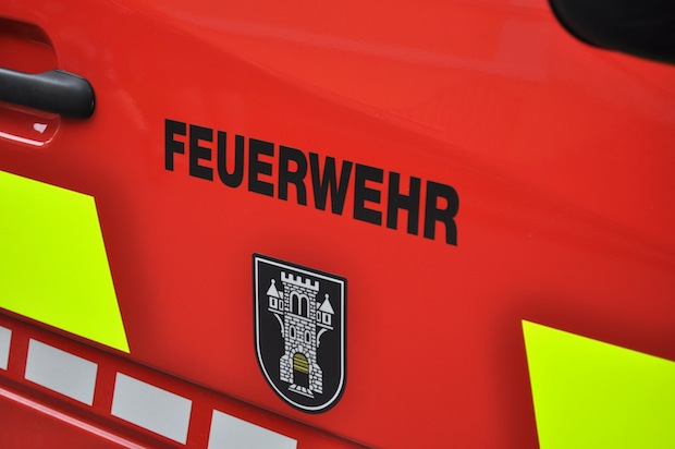 Photo of Fahrzeugbrand in Werl-Budberg