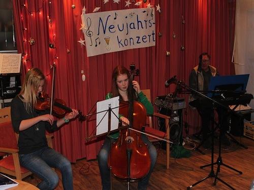 Photo of Attendorn: Neujahrskonzert in Haus Mutter Anna