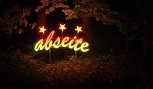 Durch die Nacht – entlang der Lichtpromenade