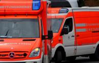 Schwerer Verkehrsunfall in der Nähe von Endorf