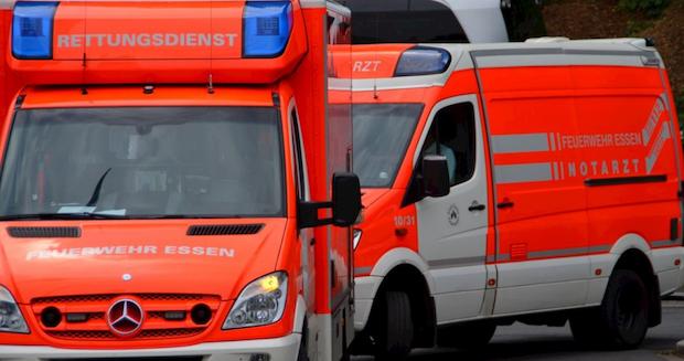 Photo of Schwerer Arbeitsunfall in Stockum