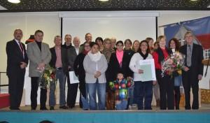 """Verleihung beim """"Preis des Integrationsrates"""""""