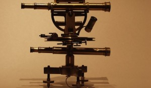 Über die Erfindung des Meters