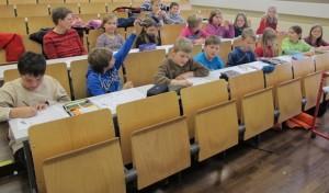 Anmeldungen für Sekundarschule ab 08.02.