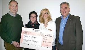 """700 Euro für """"Wir in Olsberg"""""""
