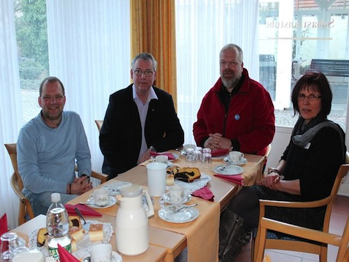 Photo of Lionsclub Attendorn: Spende für Camino