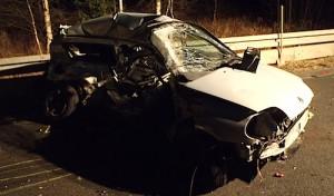 Brilon: Tödlicher Verkehrsunfall