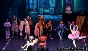 Ballettschule sammelt über 2.600 Euro an Spenden