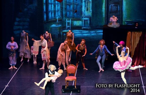 Photo of Ballettschule sammelt über 2.600 Euro an Spenden