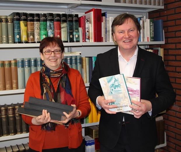 Photo of Geseker Stadtjubiläum: Stadtgeschichte in zwei Bänden