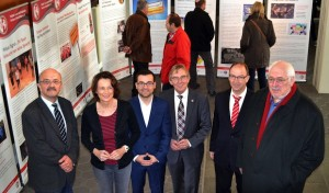 "Ausstellung ""Integration im Sport"" eröffnet"