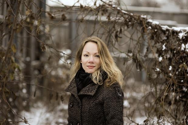 "Photo of Autorin Sabrina Janesch liest aus ihrem Roman ""Ambra"""