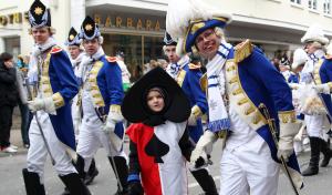 Kreis Soest: Jecken feiern friedlich