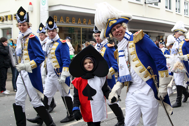 Photo of Kreis Soest: Jecken feiern friedlich