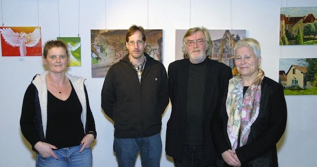 Photo of Hobby- und Nachwuchskünstler zeigen Werke im Kreishaus