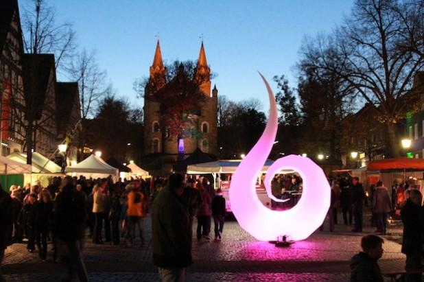 Der Mondscheinmarkt - Foto: Heike Kühn