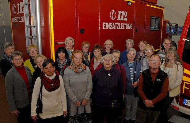 Photo of Am Tag des Notrufs das Rettungszentrum erkundet