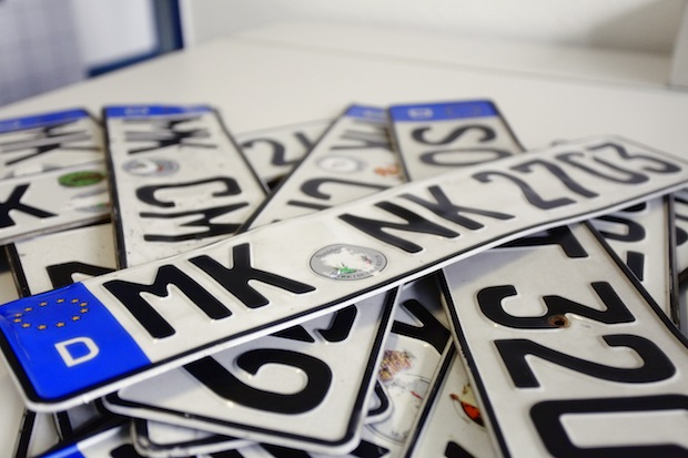 Der Fahrzeugbestand im Märkischen Kreis ist auf mehr als 302.000 angewachsen (Foto: Derian/Märkischer Kreis).