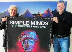 <b>Alive and kicking: Simple Minds bei KulturPur 2014</b>