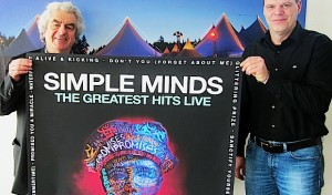 Alive and kicking: Simple Minds bei KulturPur 2014