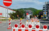 Hemer: Straßensperrung für Entwässerungs- und Straßenbauarbeiten
