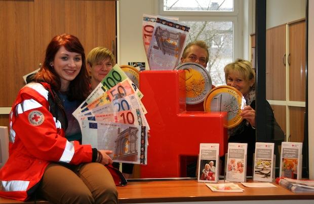 Photo of Spendensammlung für die Rotkreuzarbeit